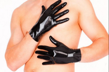 Massive range of latex gloves and accessories